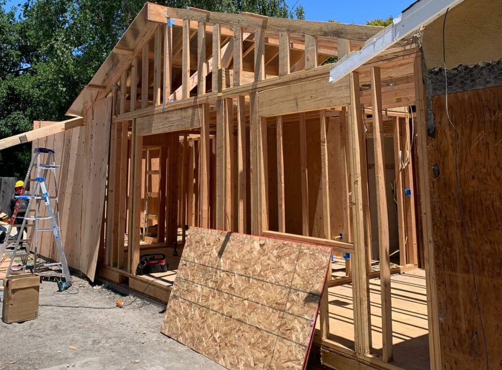 Custom Home Framing by Top Home Builders