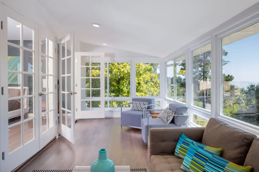 Amazing Home Addition Sun Room Build by Top Home Builders - Home Expansion San Jose